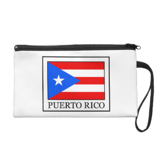 Puerto Rico wristlet