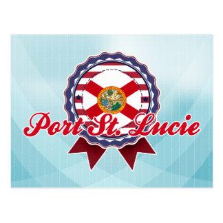 Puerto Sta. Lucía, FL Postal