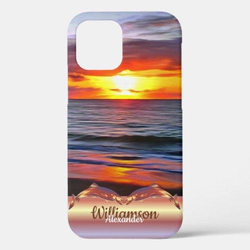 Puerto Sunset 1739 Phone Case