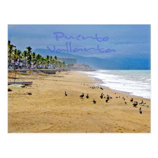 Puerto Vallarta 2 Postcard
