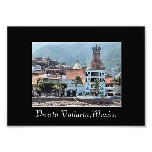Puerto Vallarta céntrico, México Fotografía