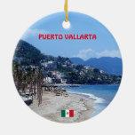 Puerto Vallarta Christmas Ornament