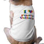 PUERTO VALLARTA GAY PRIDE DOG TSHIRT