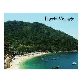 Puerto Vallarta, Mexico Postcard
