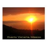 Puerto Vallarta, Mexico souvenir postcard