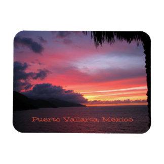 Puerto Vallarta, Mexico sunset magnet