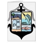 Puerto Vallarta, México Tarjeta De Felicitación