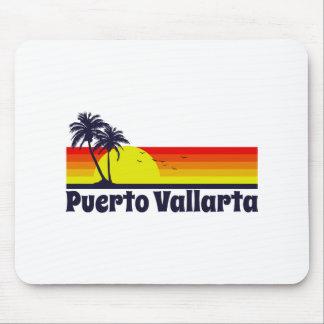 Puerto Vallarta Mouse Pad