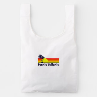 Puerto Vallarta Reusable Bag