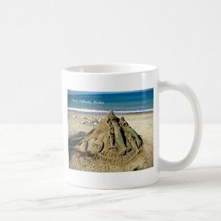 Puerto Vallarta Sand Sculpture Coffee Mug