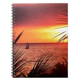 Puerto Vallarta Sunset Notebooks