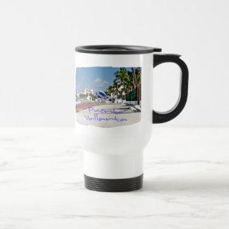 Puerto Vallarta Travel/Commuter Mug