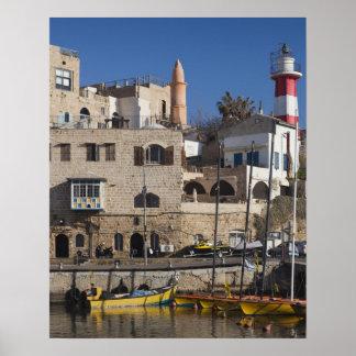Puerto viejo de Israel, Tel Aviv, Jaffa, Jaffa Póster