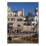 Puerto viejo de Israel, Tel Aviv, Jaffa, Jaffa Tarjetas Postales