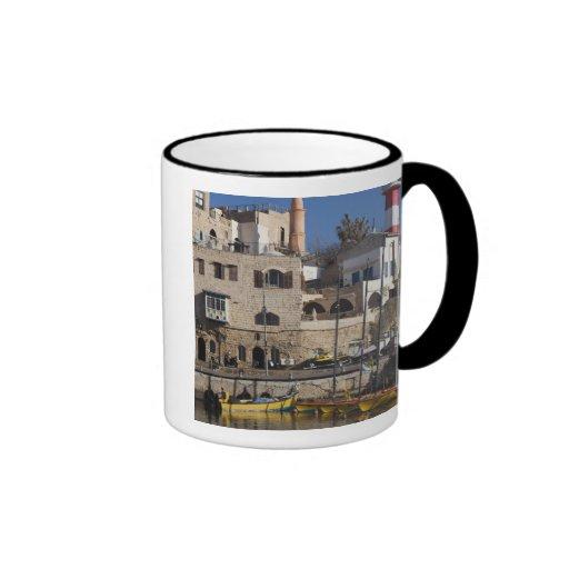 Puerto viejo de Israel, Tel Aviv, Jaffa, Jaffa Taza De Dos Colores