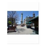 Puerto viejo de Montreal Tarjeta Postal