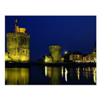 Puerto viejo, La Rochelle, Francia Postales