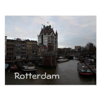 Puerto viejo, Rotterdam Postales