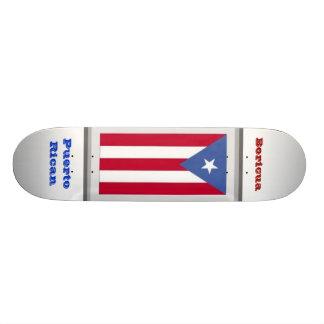 PuertoRican - Boricua Skateboard Deck