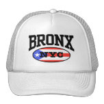 Puertorriqueño de Bronx Gorros