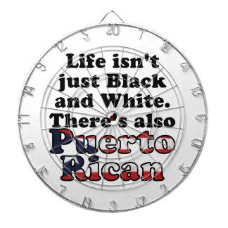 Puertorriqueño Tablero Dardos