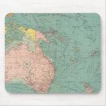 Puertos Australasian, polinesios Alfombrillas De Ratones