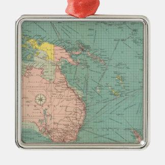 Puertos Australasian, polinesios Ornato