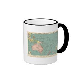 Puertos Australasian, polinesios Taza