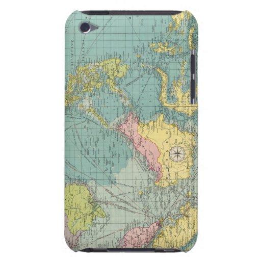 Puertos del indio Case-Mate iPod touch cárcasas