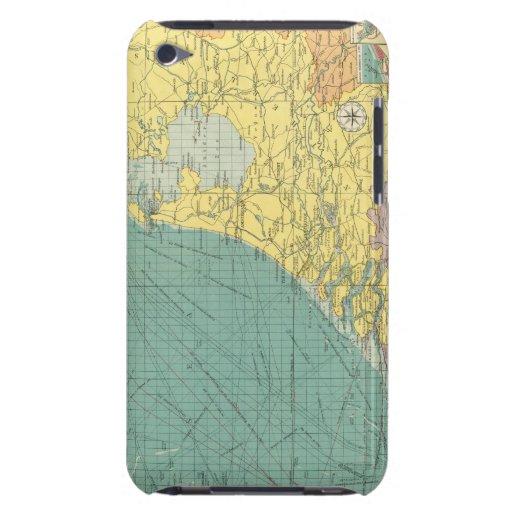 Puertos marítimos de Inglaterra iPod Touch Case-Mate Protectores