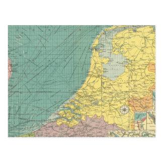 Puertos marítimos de Inglaterra Postal
