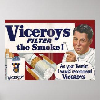 Pues su dentista yo recomendaría a virreyes póster