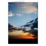 Puesta del sol #1 de Tejas Tarjeton