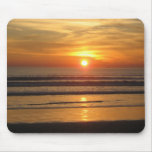 Puesta del sol 2 de San Diego Alfombrilla De Ratones