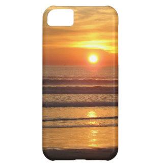 Puesta del sol 2 de San Diego Funda Para iPhone 5C
