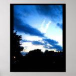 puesta del sol 2 impresiones