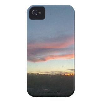 Puesta del sol #5 de Arizona Case-Mate iPhone 4 Protector