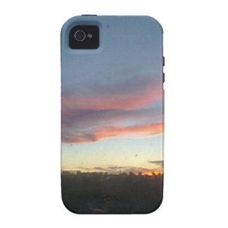 Puesta del sol #5 de Arizona iPhone 4/4S Funda