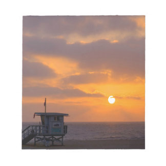 Puesta del sol Baywatch Blocs De Papel