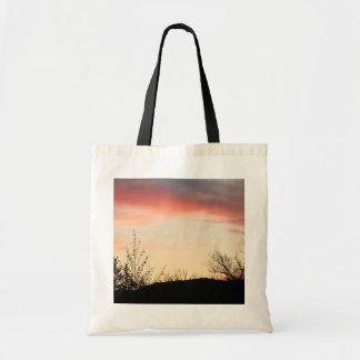 Puesta del sol bolsas