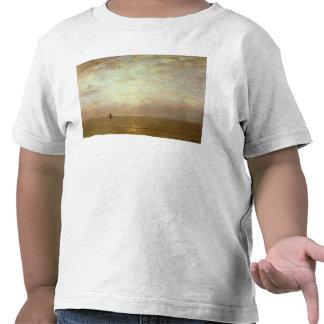 Puesta del sol, c.1887 camisetas
