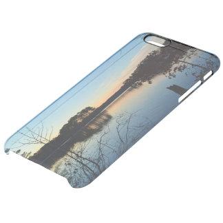 """Puesta del sol """"casi ida"""" por Shirley Taylor Funda Clear Para iPhone 6 Plus"""