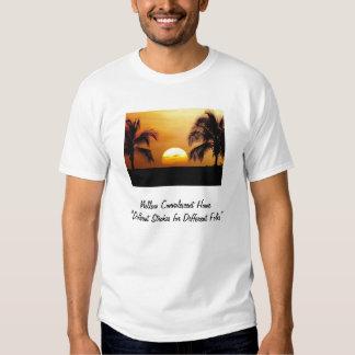 """puesta del sol, clínica de reposo suave """" diverso camisas"""