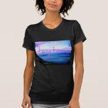 Puesta del sol Daytona Beach Camisetas