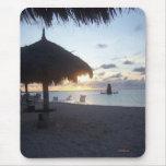 Puesta del sol de Aruba, 2006 Alfombrilla De Ratón