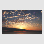 Puesta del sol de Bellingham Rectangular Altavoz