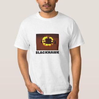 PUESTA DEL SOL DE BLACKHAWK PLAYERA