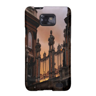Puesta del sol de Budapest Galaxy S2 Funda