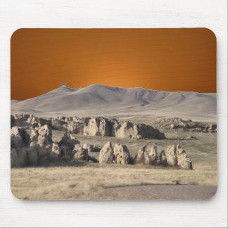 Puesta del sol de Colorado Mouse Pad
