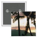 Puesta del sol de Fiji Pins